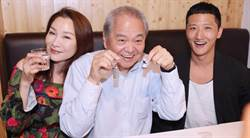 72歲陶傳正隨身帶小鐵罐「救命」