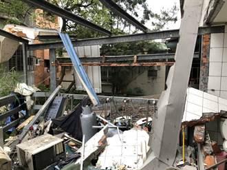 宜蘭市發生瓦斯氣爆事件  1男子性命垂危