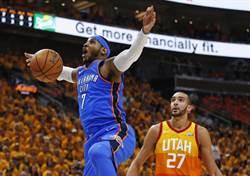 NBA》看衰甜瓜?T-Mac:雷霆该让安森尼打替补