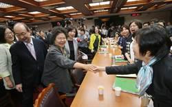 民進黨台北市長推花媽  陳菊說話了