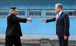 上午南北韓峰會 文金觸及無核化議題