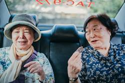 國寶級演員梅芳 與劉引商螢光幕前互軋演技