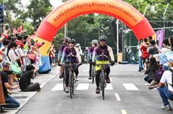 康橋252位學子  完成12天單車環台體驗
