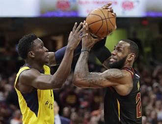 NBA》裁判報告:詹皇G5追魂鍋是妨礙中籃