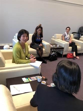 美國NGO青年領袖團訪台中 引進國際公民社會力量