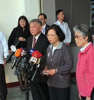 兩韓峰會啟示 蔡英文:願與對岸領導人見面