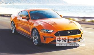 Ford Mustang 全球雙門跑車銷售冠軍