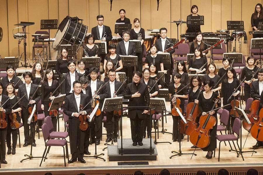 以演奏台灣的音樂為職志,國台交8月將赴美參與「2018年蕭泰然音樂節」演出。(國台交提供)