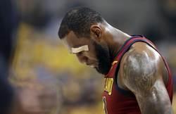 NBA》詹皇浴血仍遭羞辱 溜馬痛宰騎士34分