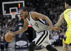 NBA》難以拒絕價碼 里歐納德改披暴龍戰袍?