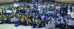中科力挺!台灣隊在世界FLL機器人表現獎奪冠