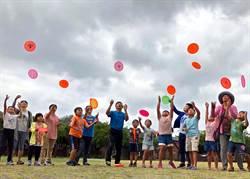 玩飛盤、爬樹 小墾丁帶學童快樂玩