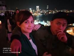 彈頭求婚空姐女友成功 謝周董「要永遠愛我」