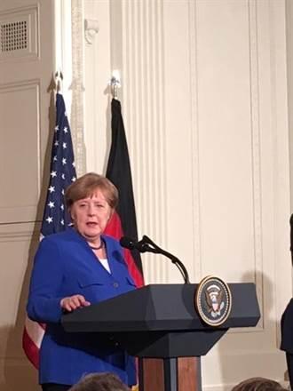 川普: 美國尋求和平繁榮朝鮮半島 期待與金正恩會面