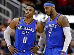 NBA》安森尼抱怨球隊不重用他導致被淘汰