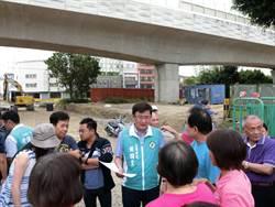 南京東路淹水30年地方盼改善