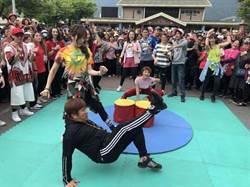胡瓜大秀舞技 被阿翔虧「肥天鵝」