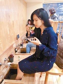 逛市場做茶療玩得像韓國人