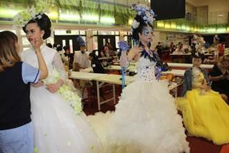 議長杯時尚美學競賽接軌企業 近400名學生同場競技