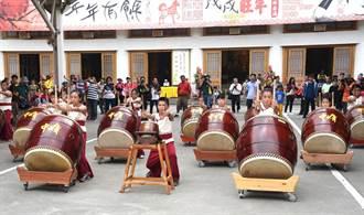 南投縣民俗文化嘉年華暨華光盃民俗體育競賽在草屯隆重揭幕