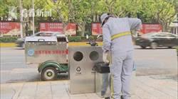 上海「窗口區域」下月起試點垃圾精細化分類收集
