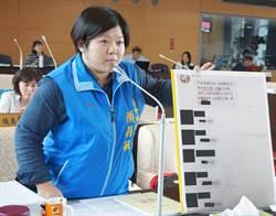 台中議員顏莉敏爆公務員輪值當網軍 中市府否認