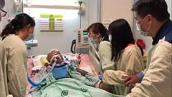 男童騎單車墬坡重創頭顱昏迷 家屬含淚病房聲聲呼喚