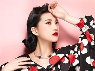 女星李優演繹CLIO韓妝 甜美又可愛