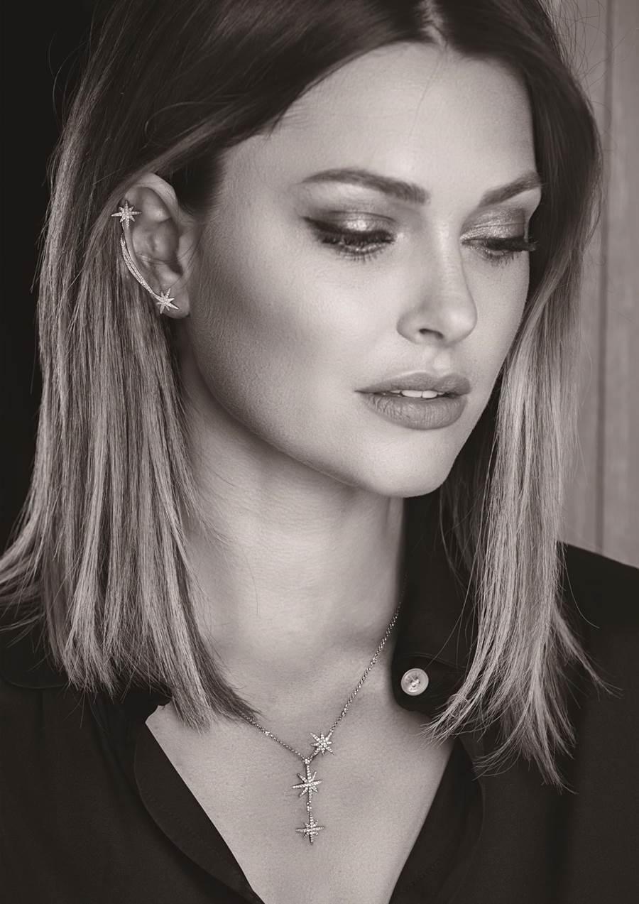 新光三越台北信義新天地新引進南法的輕珠寶首飾品牌APM Monaco。(新光三越提供)