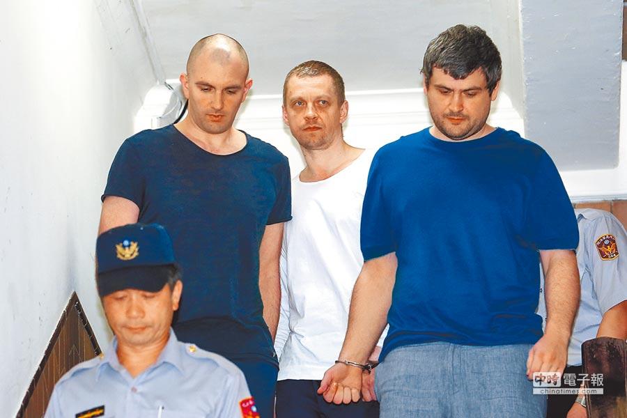米海爾的手機電郵遭台灣警方破解,首腦丹尼斯也因此被西班牙警方逮捕。(本報資料照片)