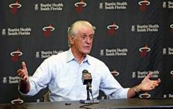 NBA》球隊沒有非賣品 油頭萊利打什麼算盤?