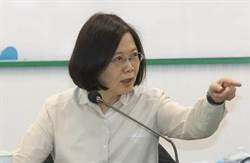 游盈隆稱小英被活當 網譏:台灣價值點滿不需補考
