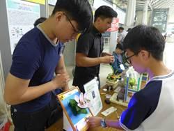 科普列車巡迴中台灣 學童high玩科學