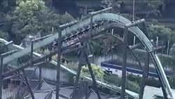 大阪環球影城「飛天翼龍」 60多名遊客被吊在半空中達2小時
