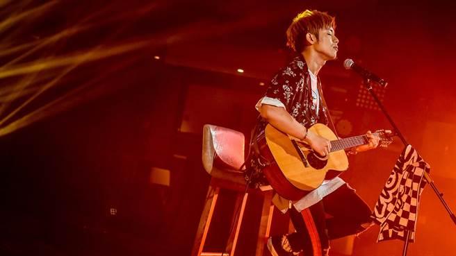 鼓鼓歷時逾500天的宣傳活動,日前在深圳舉辦最終場巡演。(相信音樂提供)