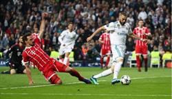 歐冠足》拜仁門將超低級失誤 皇馬連3年殺入決賽