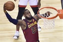 NBA》專家認定騎士止步次輪 詹皇神話幻滅