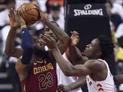 NBA》76%的獲勝定律支持 詹姆斯生涯首次大逆轉