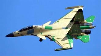 雙座電戰吊艙  殲-15D將成陸自製航母艦載機