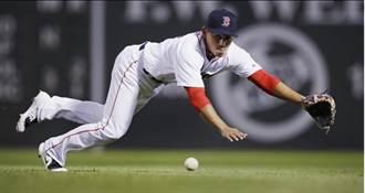 MLB》紅襪拚13局輸皇家 林子偉連8場無安打