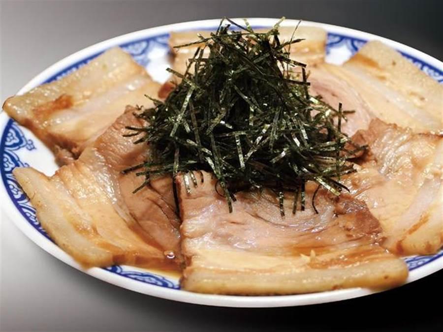 一蘭釜醬汁豚骨叉燒肉,148元。(新光三越提供)