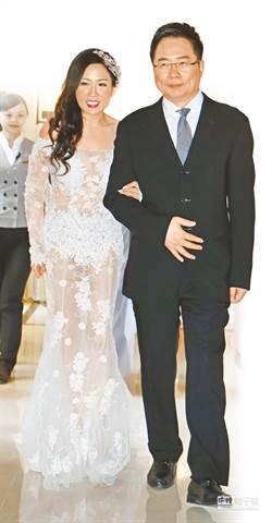 蔡正元與嫩妻新婚豪宅爆廣告不實 怒告建商詐欺