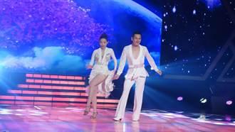 馬國賢最胖的時候跳恰恰 練舞練到氣虛