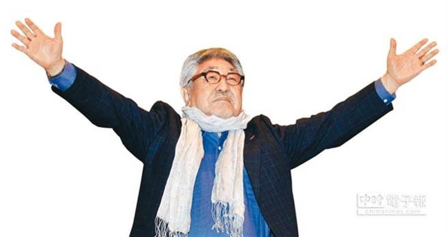 我們永遠的老朋友孫越在人生舞台謝幕,享壽87歲。(本報系資料照)