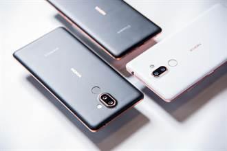 Nokia 7 plus 穹蒼白新色 母親節前亮眼上市