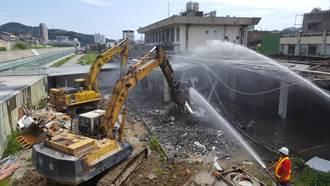國光客運站今動工拆除 打通基隆前後站