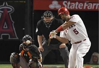 MLB》3000安聽牌 普侯斯向鈴木一朗致敬