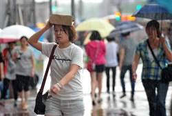 新竹酸雨發生率冠全台 板橋降雨酸如檸檬汁