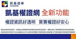 台灣權王-凱基證券 紡織、電子、汽車業 迎商機