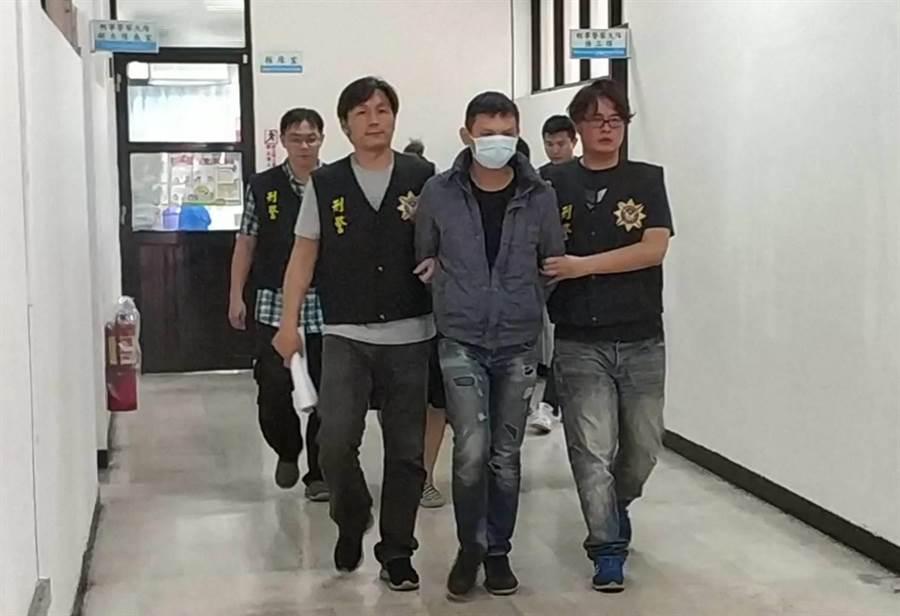 警方前(3)日依組織犯罪、傷害、恐嚇等罪將劉姓兄弟等6人移送法辦。(李其樺翻攝)